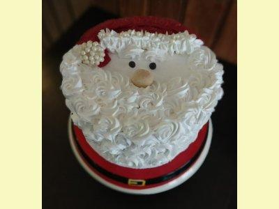 Decoração do Papai Noel